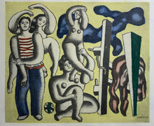Load image into Gallery viewer, Fernand LEGER (1881-1995)