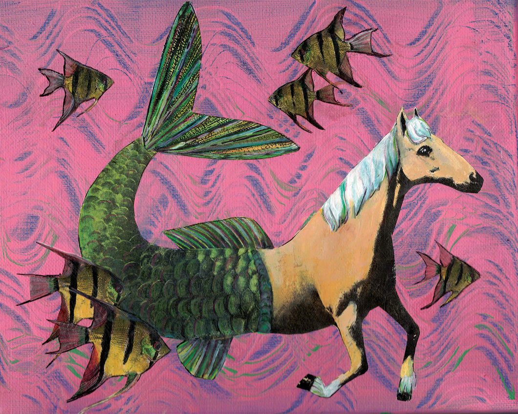 Horse Mermaid