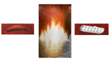 Load image into Gallery viewer, Imbalance (triptych) - Carol Mickett and Robert Stackhouse