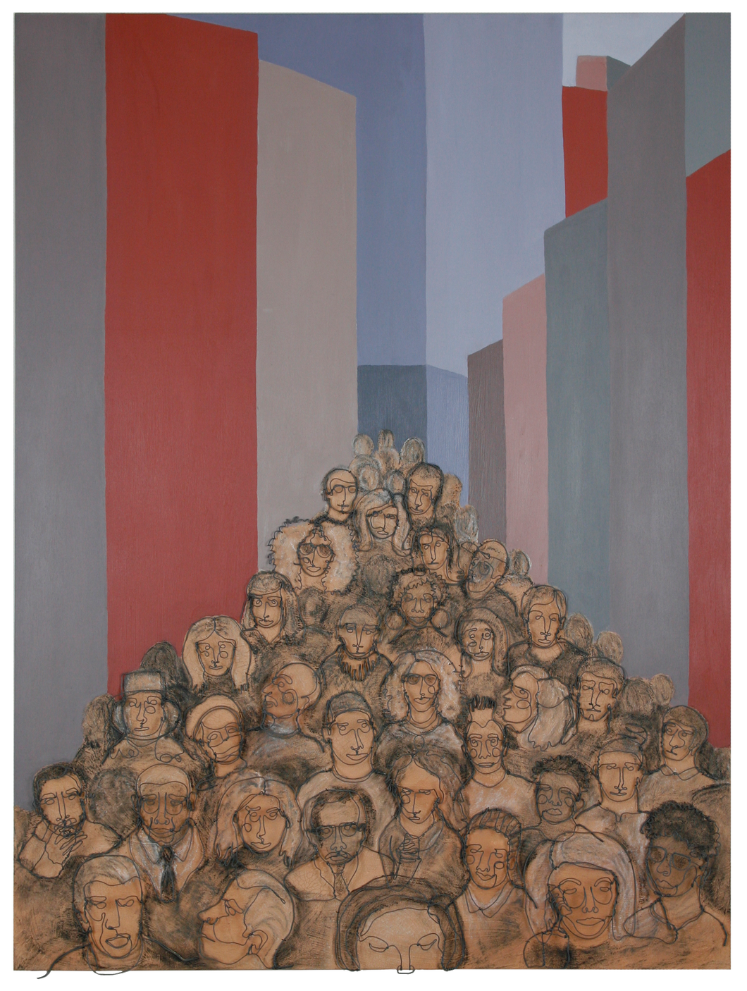 Faces in the Crowd - Judy Vienneau