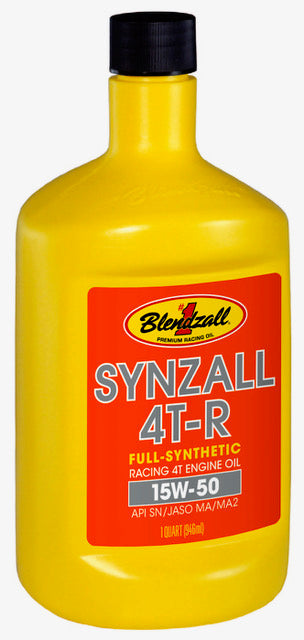 COMING SOON - Blendzall #650 Synzall 4T-R 15W-50