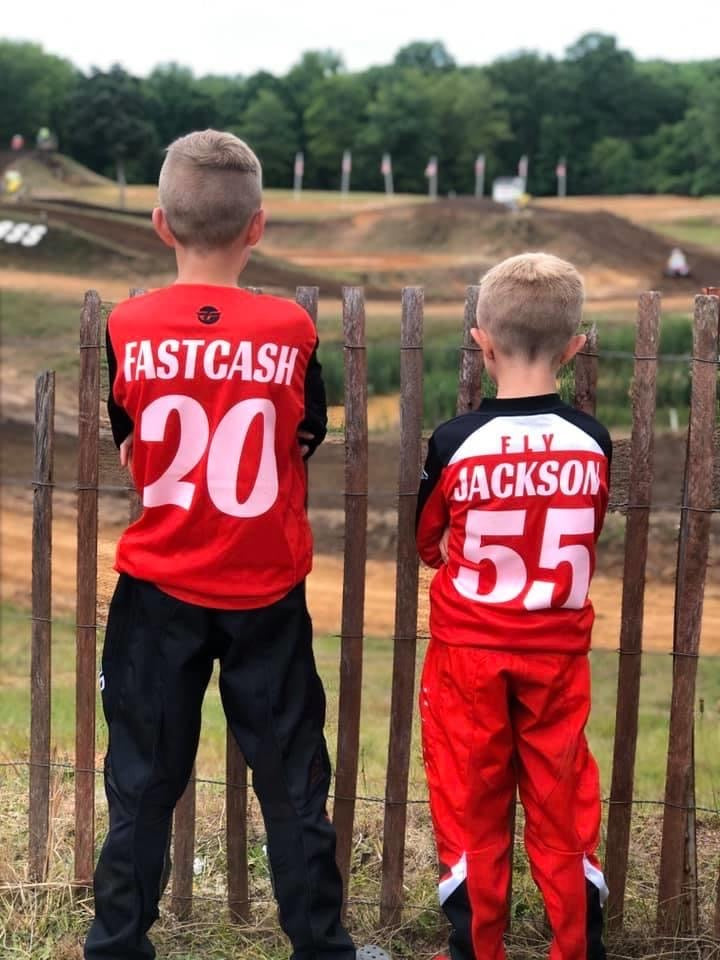 Cash & Coy Jackson - ATV Motocross