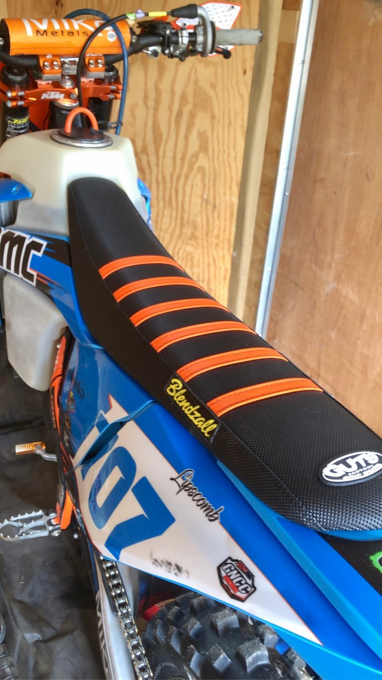 KTM SX-F Blendzall Gripper Seat Cover