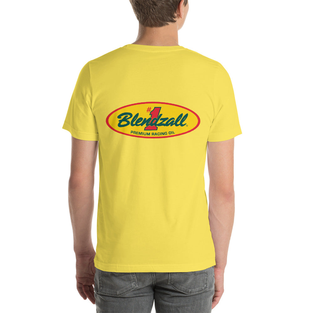 Blendzall Sticker Logo T-Shirt