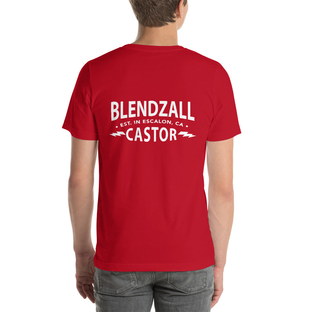Blendzall Castor (White) T-Shirt