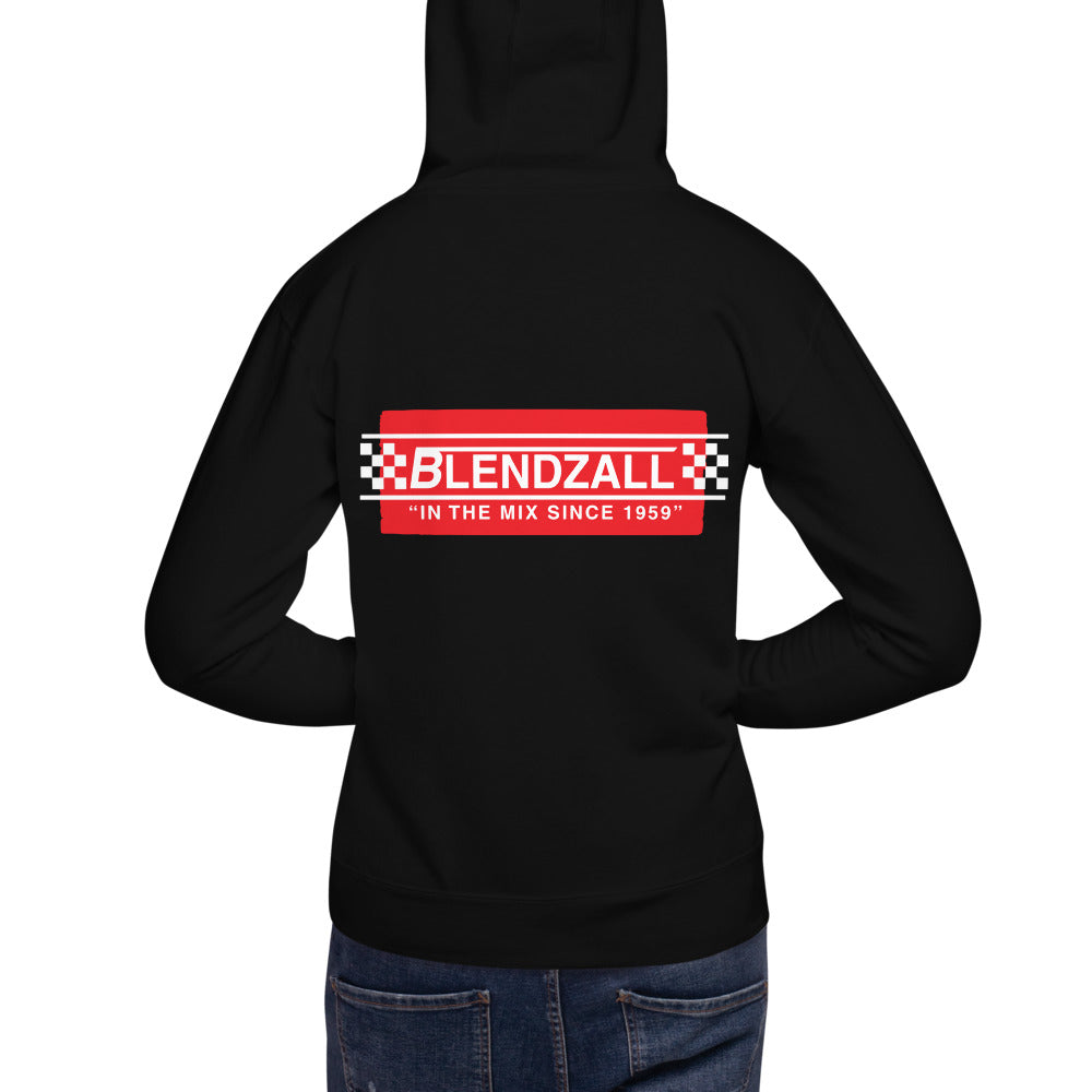 "Blendzall ""In the Mix"" Hoodie"