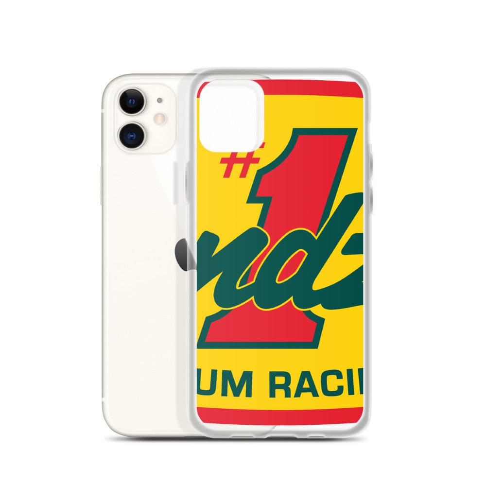 Blendzall #1 iPhone Case