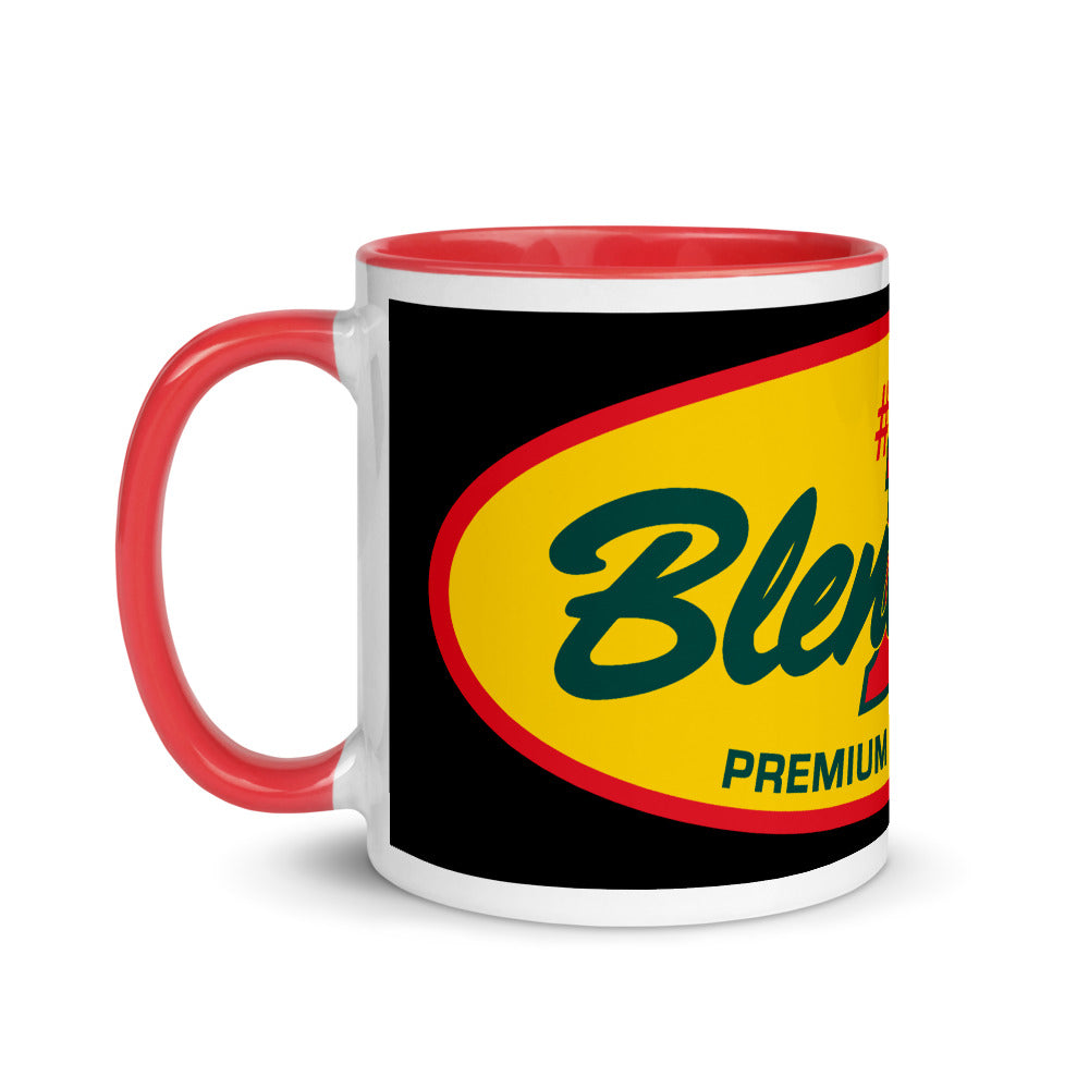Blendzall Red Mug