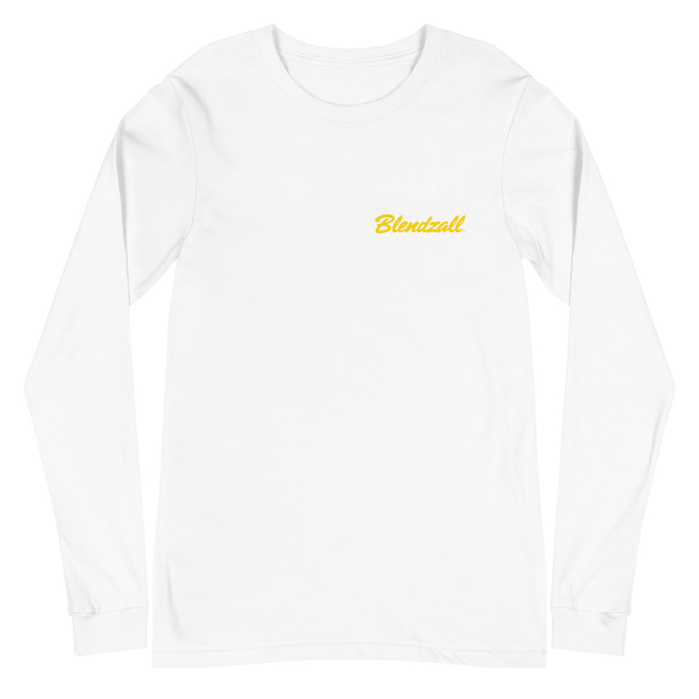 Blendzall Mix-Match Logo Long Sleeve Tee
