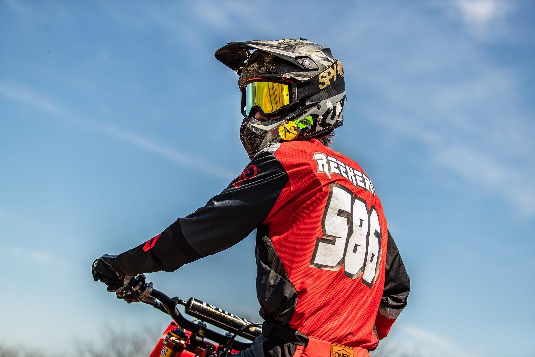 Nick Reekers - Motocross