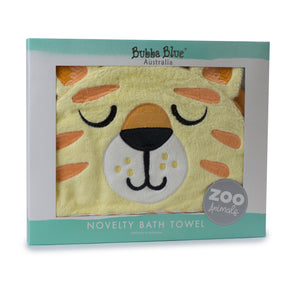 Lion Hooded Towel