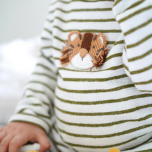 Load image into Gallery viewer, Tiger Babygrow