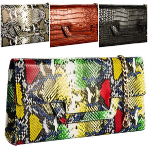 Stylish Croc Clutches