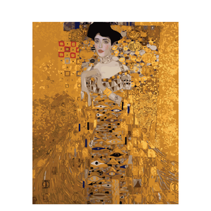 Painting by Numbers Kit: Gustav Klimt Portrait of Adele Bloch Bauer