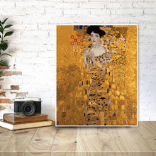 Load image into Gallery viewer, Painting by Numbers Kit: Gustav Klimt Portrait of Adele Bloch Bauer