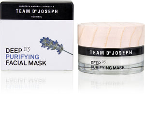 Deep Purifying Mask - 50 ml | Team Dr. Joseph