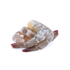 Premium Wild-Caught Gulf Shrimp Shell-On Headless White 10/15