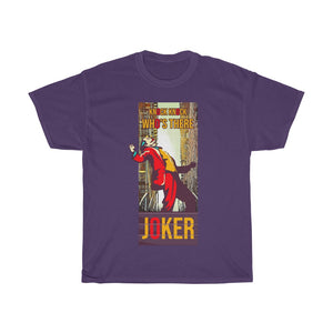 Joker Unisex Heavy Cotton Tee
