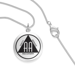 AA Single Loop Necklace