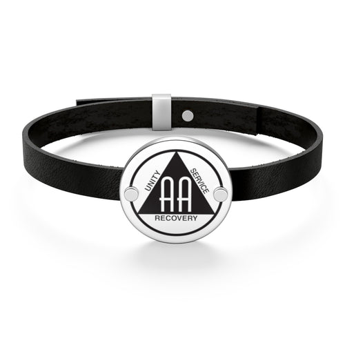 AA Leather Bracelet