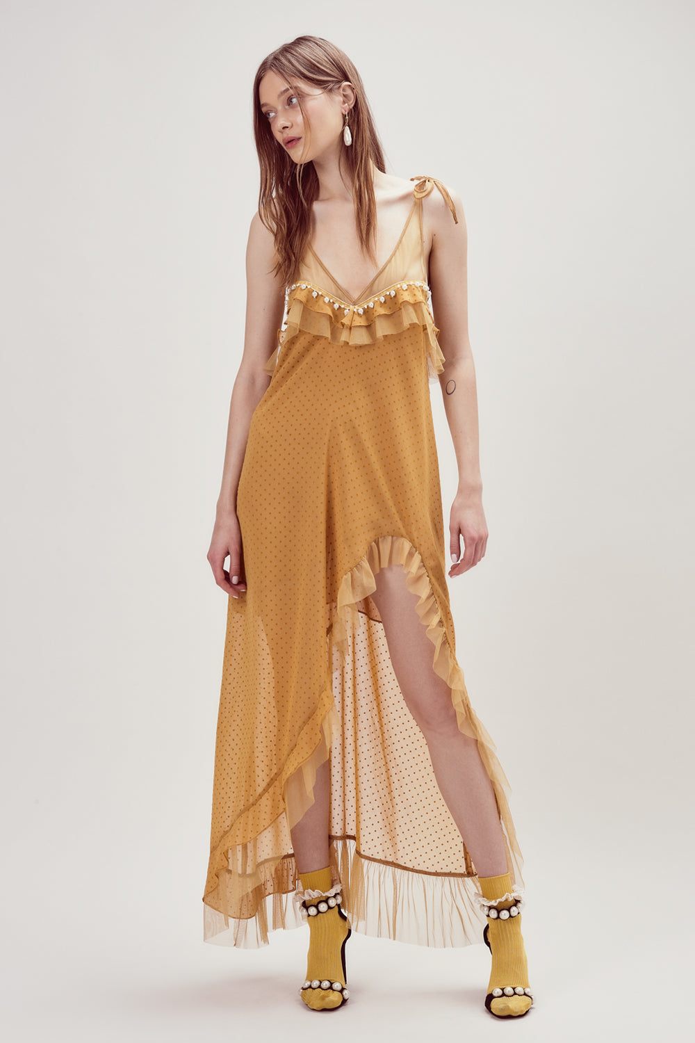 c15e72b6644 For Love and Lemons Marquee Maxi Dress –  270