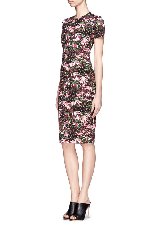 Givenchy Floral Dress Size 2
