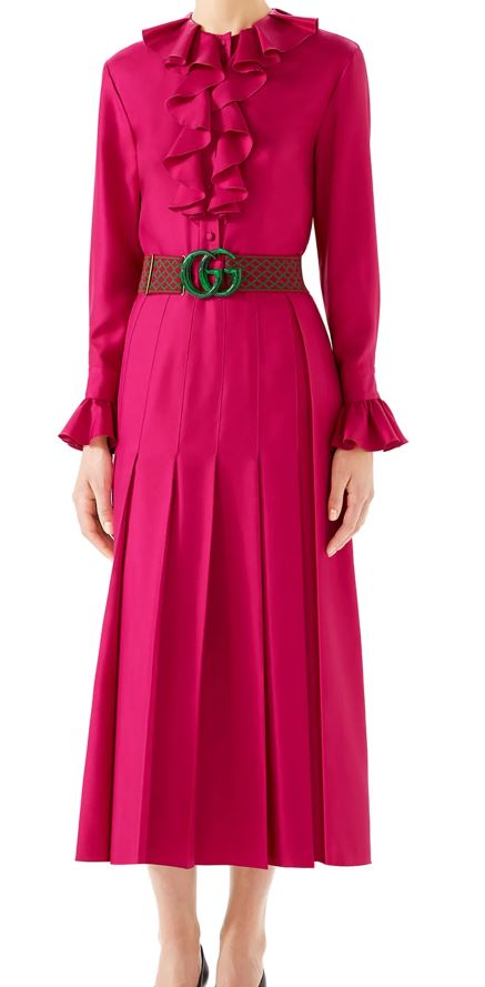 Gucci Fuchsia Dress Size 0-2