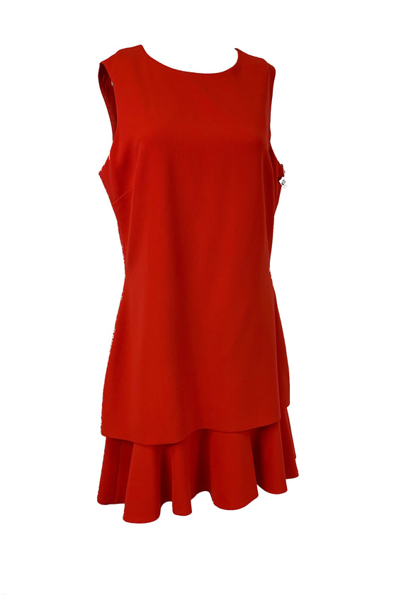 Moschino Red Dress Size 8