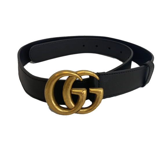 Gucci Dark Brown Belt