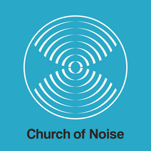 Church of Noise Sticker
