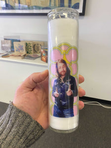 Jonathan Lee Horne - (fuck your thoughts and) Prayer Candle