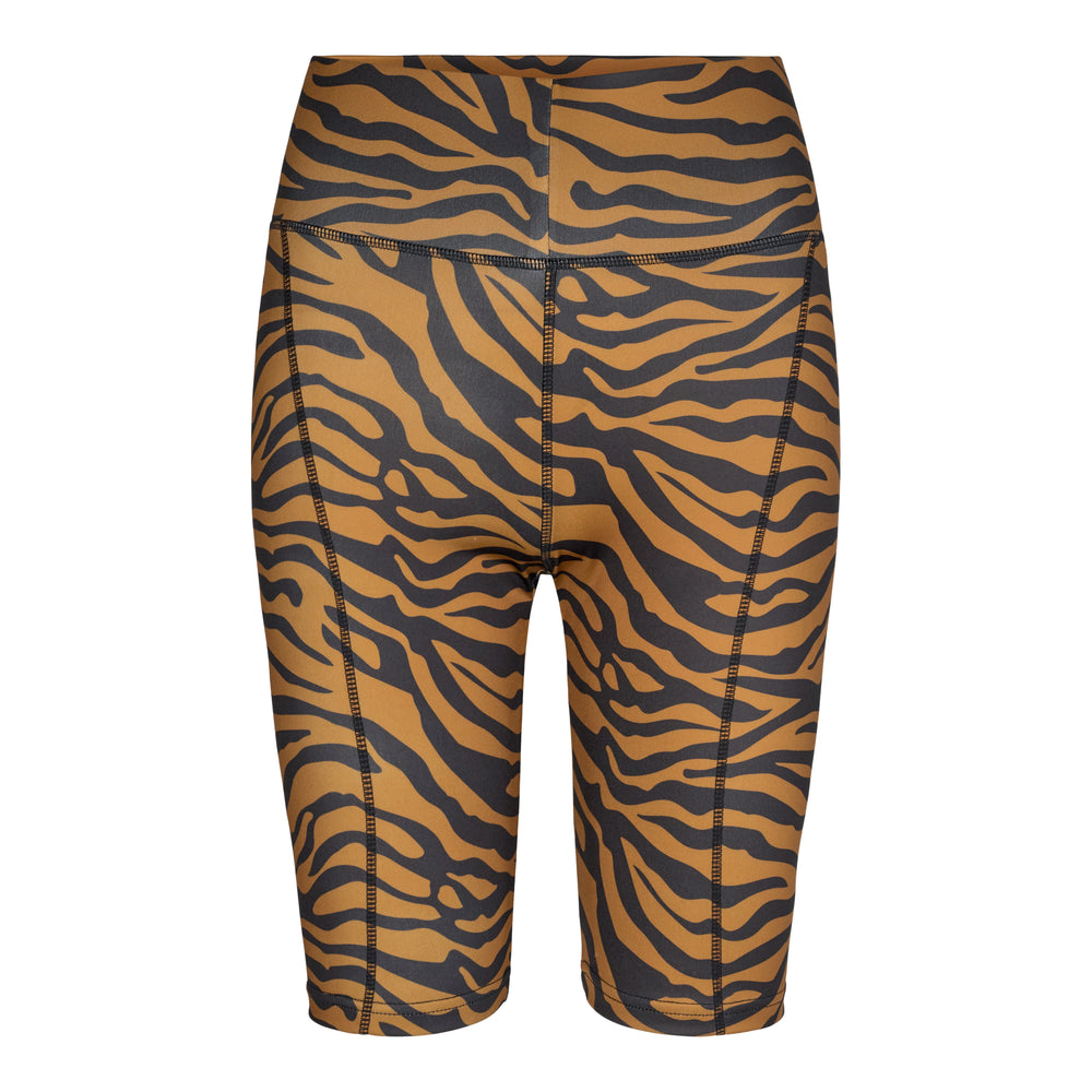 Load image into Gallery viewer, NICOLE-SHORTS - ZEBRA
