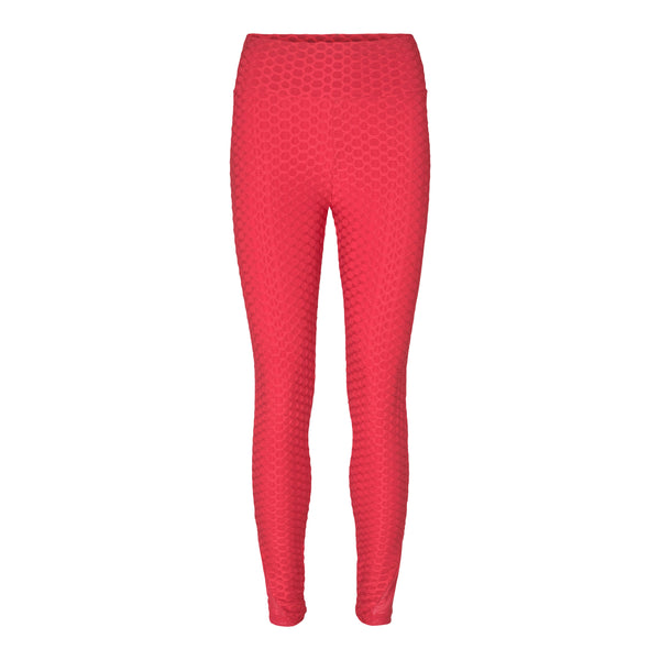 NAIO-MESH-LEGGING - RED