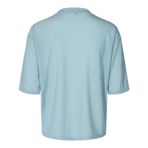 Load image into Gallery viewer, HALLEY-T-SHIRT - BLUE HAZE