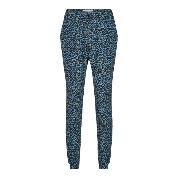 MELISSA-PANTS - DUSTY BLUE LEO