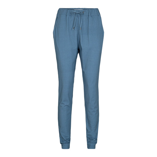 MELISSA-PANTS - DUSTY BLUE