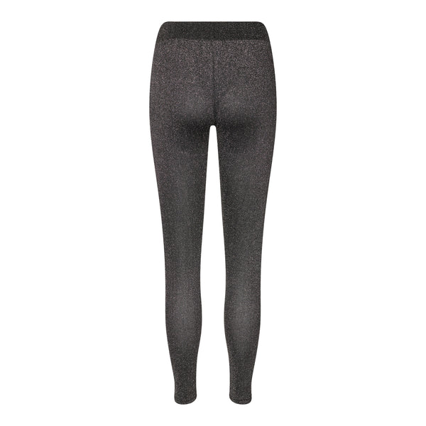 NUNO-LEGGING - BLACK SILVER