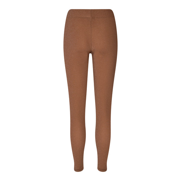 NUNO-LEGGING - LIGHT BROWN