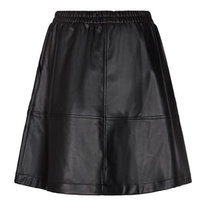 Load image into Gallery viewer, SIGI SKIRT - BLACK