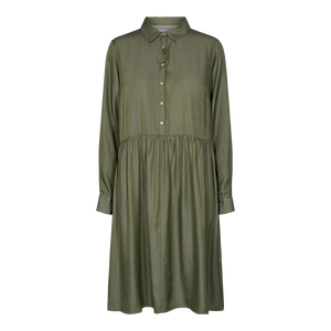 Load image into Gallery viewer, SANDRA DRESS - ARMY
