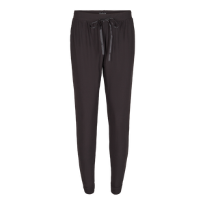 Load image into Gallery viewer, ALMA-PANTS (FLEECE) - BLACK