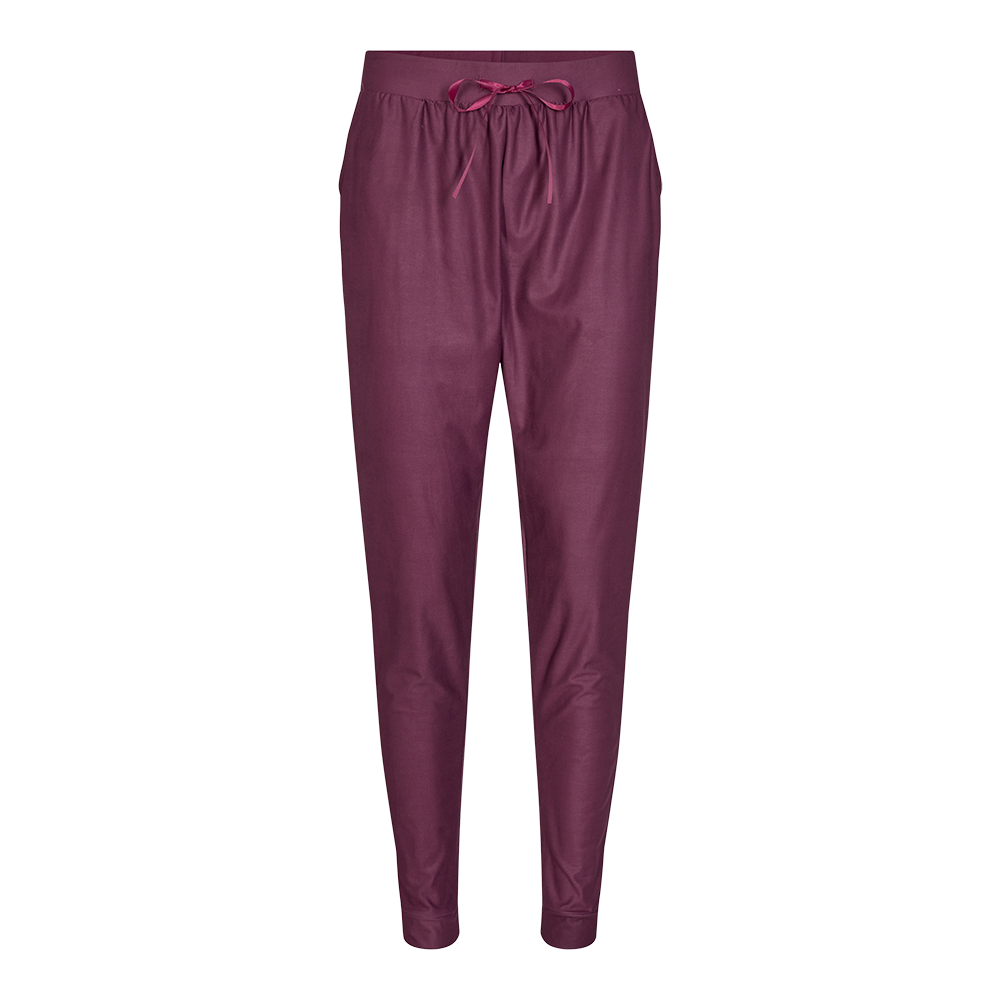 ALMA-PANTS - PLUM