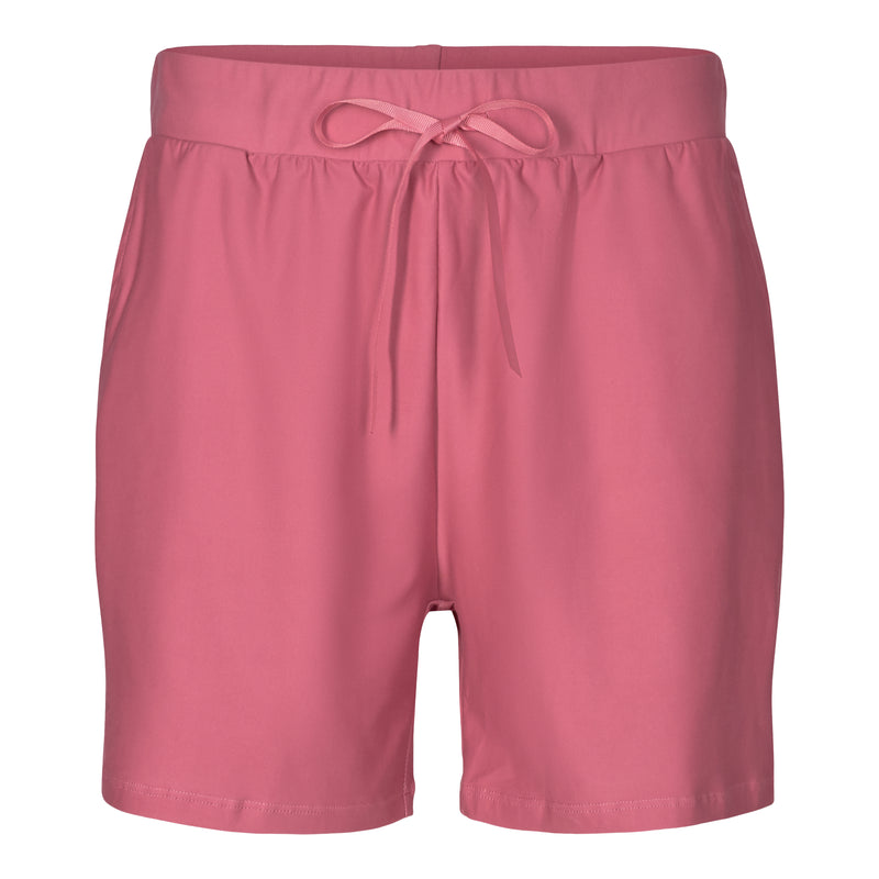 ALMA-SHORTS - DUSTY ROSE