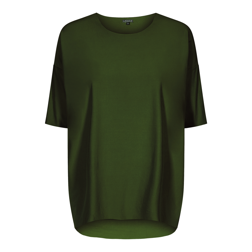 ALMA-T-SHIRT - GREEN
