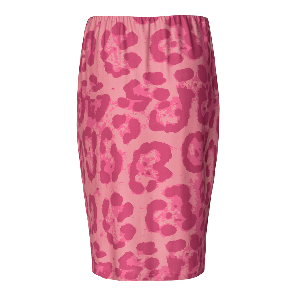 Load image into Gallery viewer, ALMA-PENCIL-SKIRT - BIG LEO PINK