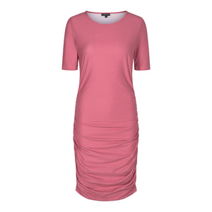 Load image into Gallery viewer, ALMA-DRESS3 - DUSTY ROSE