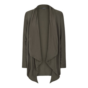 Load image into Gallery viewer, ALMA-CARDIGAN - OLIVE