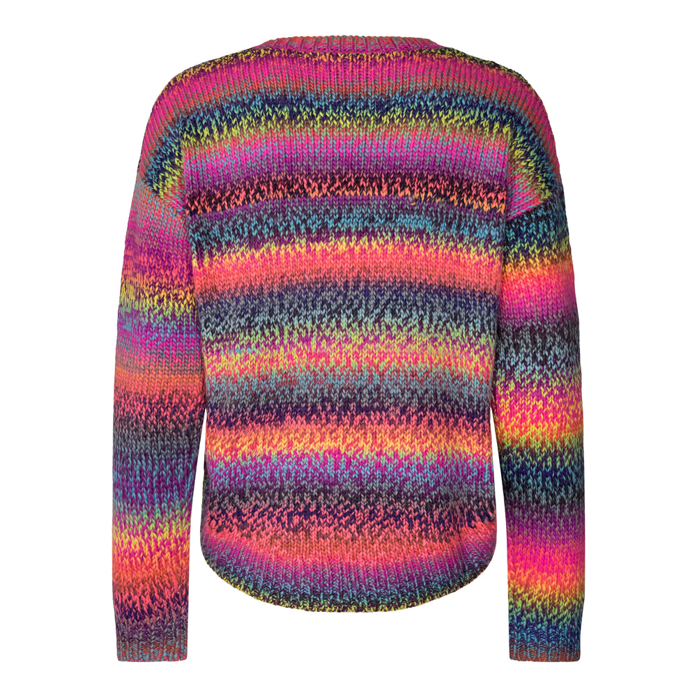Load image into Gallery viewer, BILLI PULLOVER - PINK MELANGE