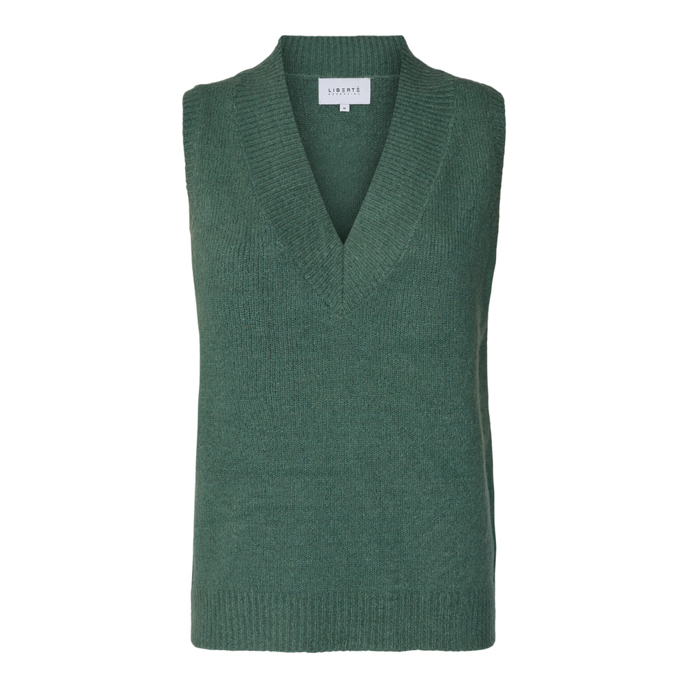 BIBI VEST - DARK GREEN