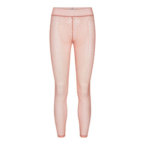 Load image into Gallery viewer, NILLA HEART LEGGINGS - ROSE
